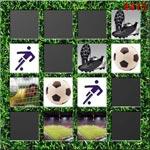 Fussball WM Merkspiel, Paare finden